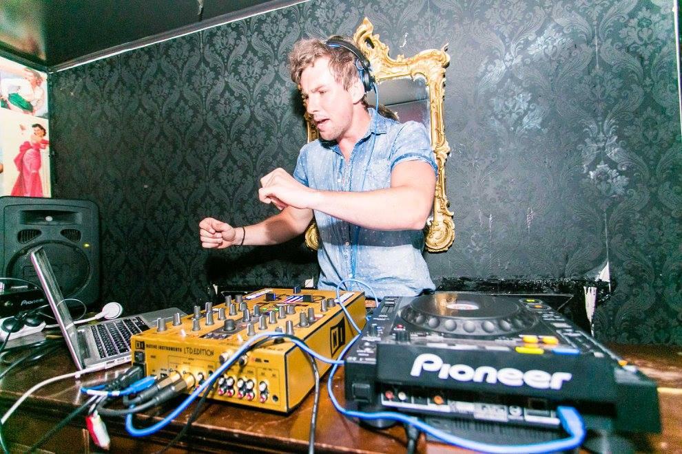 DJ Luke Jaimes