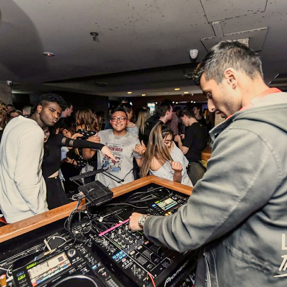 Academy Club – Canberra – Vintage Events