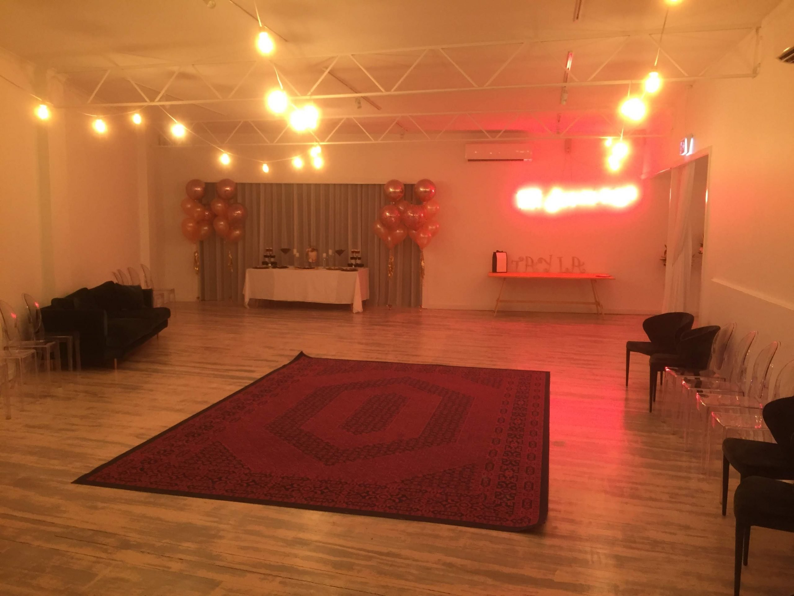 18th Birthday - Social Club Canberra - Vintage Events