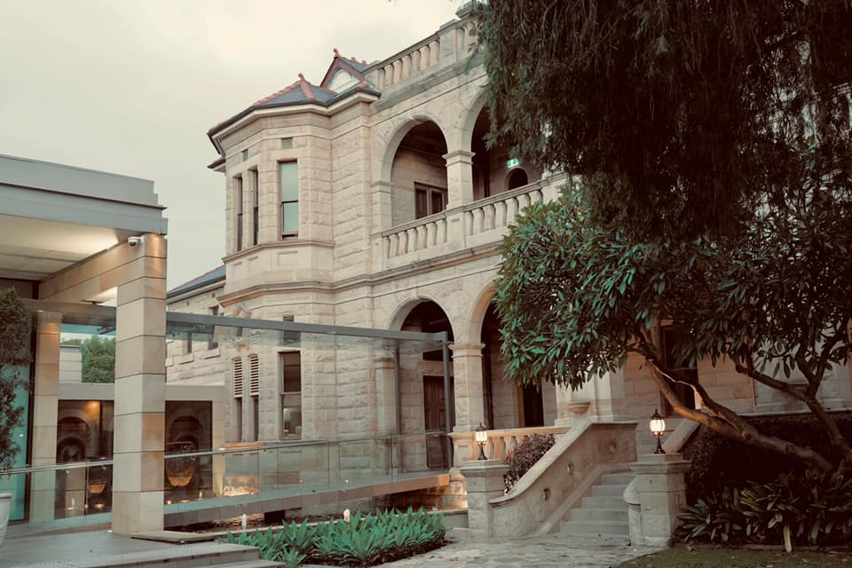 DJ, Lighting, Sound - Curzon Hall Sydney